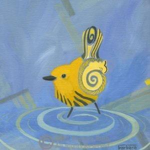 Yellow Warbler Barbara Rush