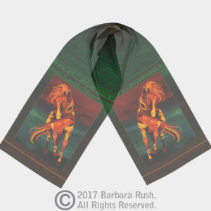 The Tao of Fire Scarf