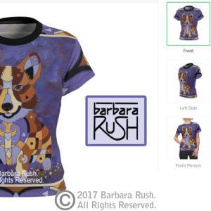 Corgi Tshirt Preview